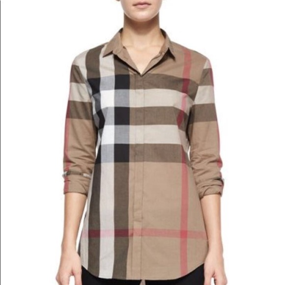 Burberry Tops - Womens Burberry shirts for sale 2c78badbf21